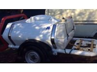 Water bowser trailer good all round condition