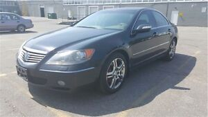 2008 Acura RL AWD / TECHNOLOGY PKG WITH NAVI.