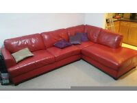 7 seater + recliner chair
