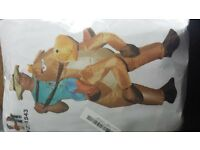 inflatable horse fancy dress