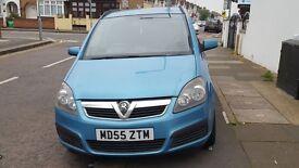 Vauxhall Zafira 1.6 i 16v Life 5dr