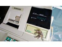SAMSUNG / SAM4s ELECTRONIC CASH REGISTER TILL