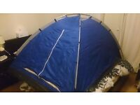 compact light weight two person tent