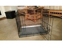Cage for small to medium sized dog