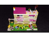 Lego friends, number 3315, Olivia's House - Retired set so rare. Excellent condition!