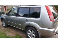 Nissan Xtrail Sport 2.2dci - Spares or Repairs