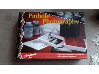 pinhole photography set,new £8