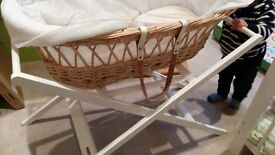 John lewis Moises basket and stands.