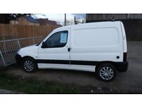 Citroen Berlingo Van with LPG System (1360cc Peteol) New MOT