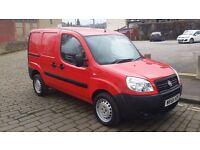 2008 / 58 PLATE Fiat Doblo Cargo 1.3 Multijet 16v Active 5dr NO VAT NO VAT NO VAT
