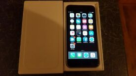 Apple Iphone 6 64gb - Space Grey (unlocked to any network) UDDINGSTON......