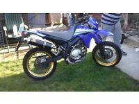 Yamaha, XT, 2011, 124 (cc)