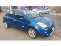 Renault clio 2009 1.5d dynamique with only 80000 miles *3 month warranty*