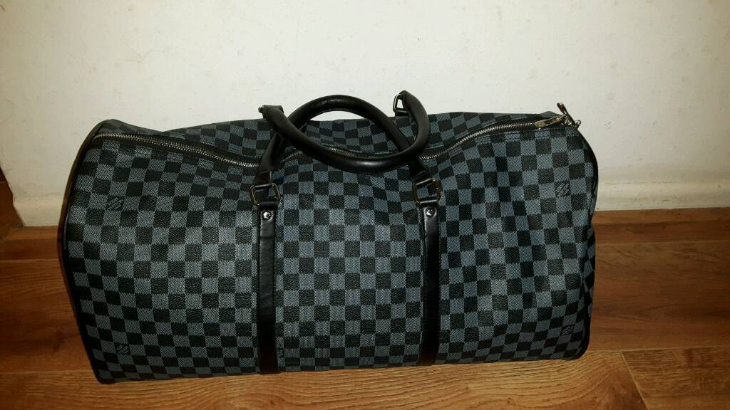 Mens Travel Louis Vuitton Duffle Bag