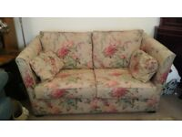 Large 2/3 seater sofa. Very comfortable.
