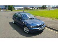 2004 BMW 318i ES 2.0 Petrol 5 Door - MOT May 2018 - 105948 Miles - Service History - HPI Clear