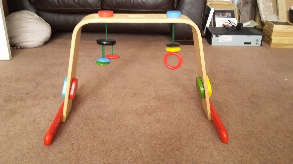 Baby gym (from IKEA)