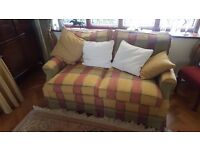 2 & 3 Seater Sofas Matching Fabric