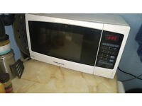 Morphy Richards combi oven microwave RRP £120