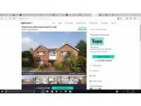 Great investment. Are you a Developer? Four bedroom, detached house Shortlands Bromley Kent