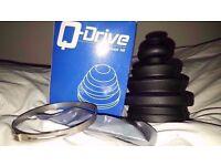 Joint Boot Kit Q-Drive CV