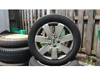4 FORD MONDEO ALLOYS £20 THE LOT