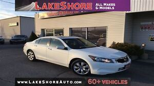 2010 Honda Accord Sedan EX-L LOCAL TRADE
