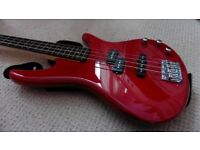 Ibanez GSR200 4 String Bass Guitar with 20w Amp - Perfect Christmas Present