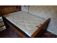 Double bed frame Mint condition
