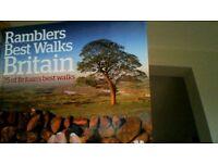 Best Walks in Britain Book