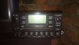 2002 Toyota Previa CD player