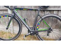 13 Carbon Fibre Road Bike for sale