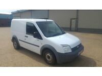 Ford Connect SWB T200L. 1.8 Diesel Panel Van with recent service and new injectors