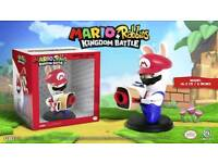 Mario and Rabbids Kingdom Battle Mario Figure
