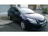 Toyota Avensis 2.0 D-4D TR 5dr Good Runner 2009 (09 reg), Estate
