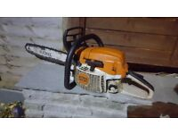 Stihl MS261C Chainsaw Petrol