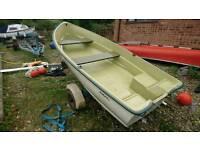 Bonwitco 200 rowing fishing boat