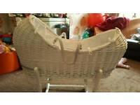 Rocking basket