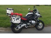 Bmw gs 1200 adventure 2007 model