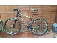 cannondale f29 6 mountain bike
