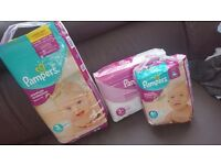 Pampers Active Fit nappies