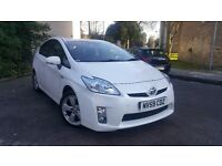 TOYOTA PRIUS T4 NICE CLEAN CAR LOW MILES WARRANTED MILES HPI CLEAR BLUTOOTH FUL HISTORY PCO ELIGIBLE