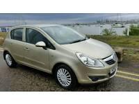 Vauxhall Corsa 1.2 57000 miles NEW MOT