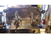 Coffee machine for sale 'FAEMA E61' - good quality and well looked after old style machine.