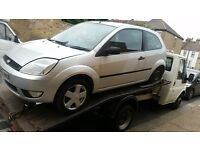 FORD FIESTA ZETEC (BREAKING ) 2005