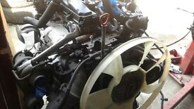 MERCEDES SPRINTER 2010 CDI 6 SPEED FOR PARTS