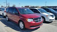 2015 Dodge Grand Caravan **BRAND NEW**0% FIN FOR 4 YEARS**