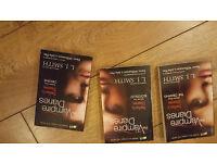 THE VAMPIRE DIARIES - STEFAN'S DIARIES - VOLUMES 1 - 3