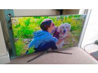 SAMSUNG UE55MU6470U 55 Inch Smart 4K Ultra HD HDR LED TV