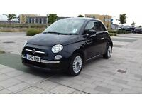 2012 fiat 500 lounge nice condition